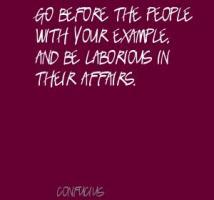 Laborious quote #1