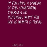 Lance Ito's quote