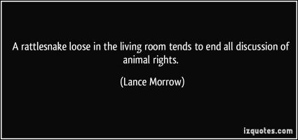 Lance Morrow's quote