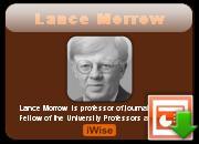 Lance Morrow's quote #4