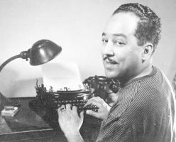 Langston Hughes profile photo