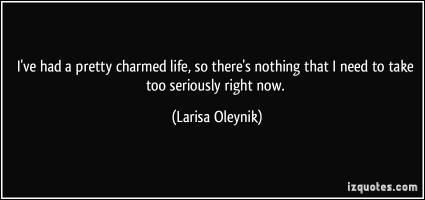 Larisa Oleynik's quote #4