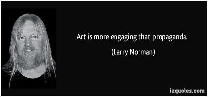 Larry Norman's quote