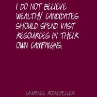 Laurance Rockefeller's quote