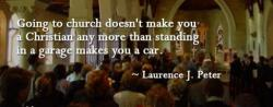 Laurence J. Peter's quote