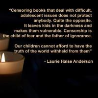 Laurie Halse Anderson's quote #2