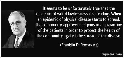 Lawlessness quote #2