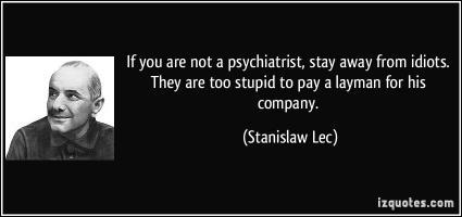 Layman quote #1