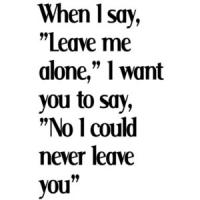 Leave Me Alone quote #2