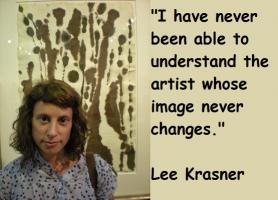 Lee Krasner's quote #7