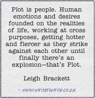 Leigh Brackett's quote #1