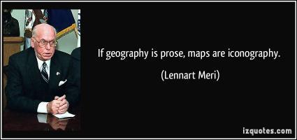 Lennart Meri's quote