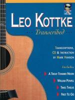 Leo Kottke's quote