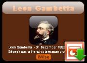 Leon Gambetta's quote