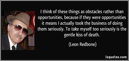 Leon Redbone's quote #4