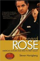 Leonard Rose profile photo