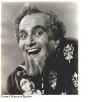 Leonard Warren profile photo