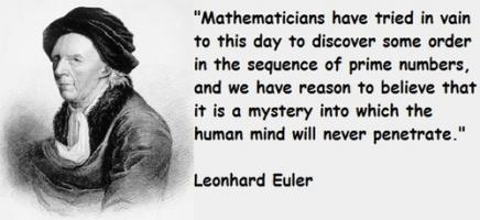 Leonhard Euler's quote