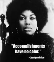 Leontyne Price's quote #1