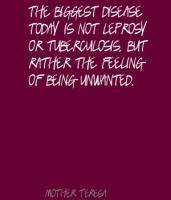 Leper quote