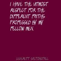 Leverett Saltonstall's quote #3