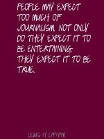 Lewis H. Lapham's quote #3