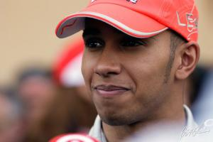 Lewis Hamilton's quote