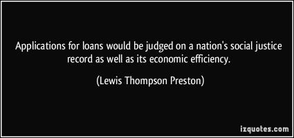 Lewis Thompson Preston's quote #1