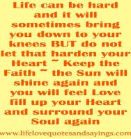 Life Is Hard quote #2