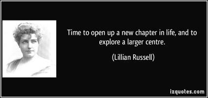 Lillian Russell's quote