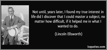 Lincoln Ellsworth's quote #1