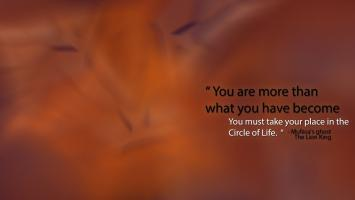 Lion King quote #2