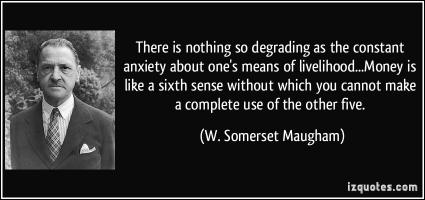 Livelihood quote #1