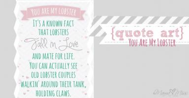 Lobster quote #2