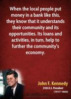 Local Communities quote #2