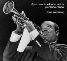 Louis Armstrong quote #2