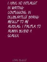 Louis Begley's quote #4