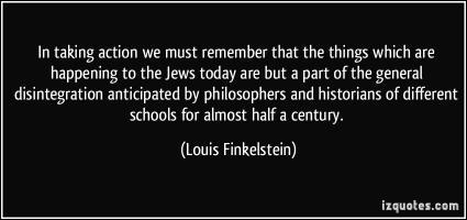 Louis Finkelstein's quote #5