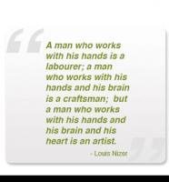 Louis Nizer's quote