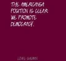 Louis Susman's quote #3