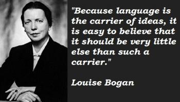 Louise Bogan's quote #3