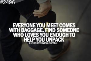 Luggage quote #1
