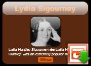 Lydia Sigourney's quote #1