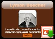 Lyman Beecher's quote #1