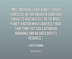 Lynette Fromme's quote