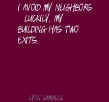 Lynn Samuels's quote #4