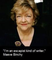 Maeve Binchy's quote
