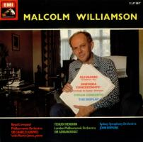 Malcolm Williamson's quote #1