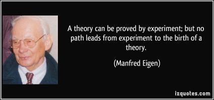 Manfred Eigen's quote #2