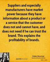 Manufacturers quote #2